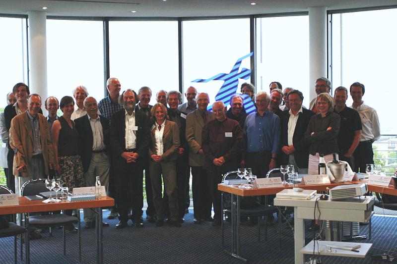 "Gründungsversammlung von ""IBA meets IBA"" 2007"