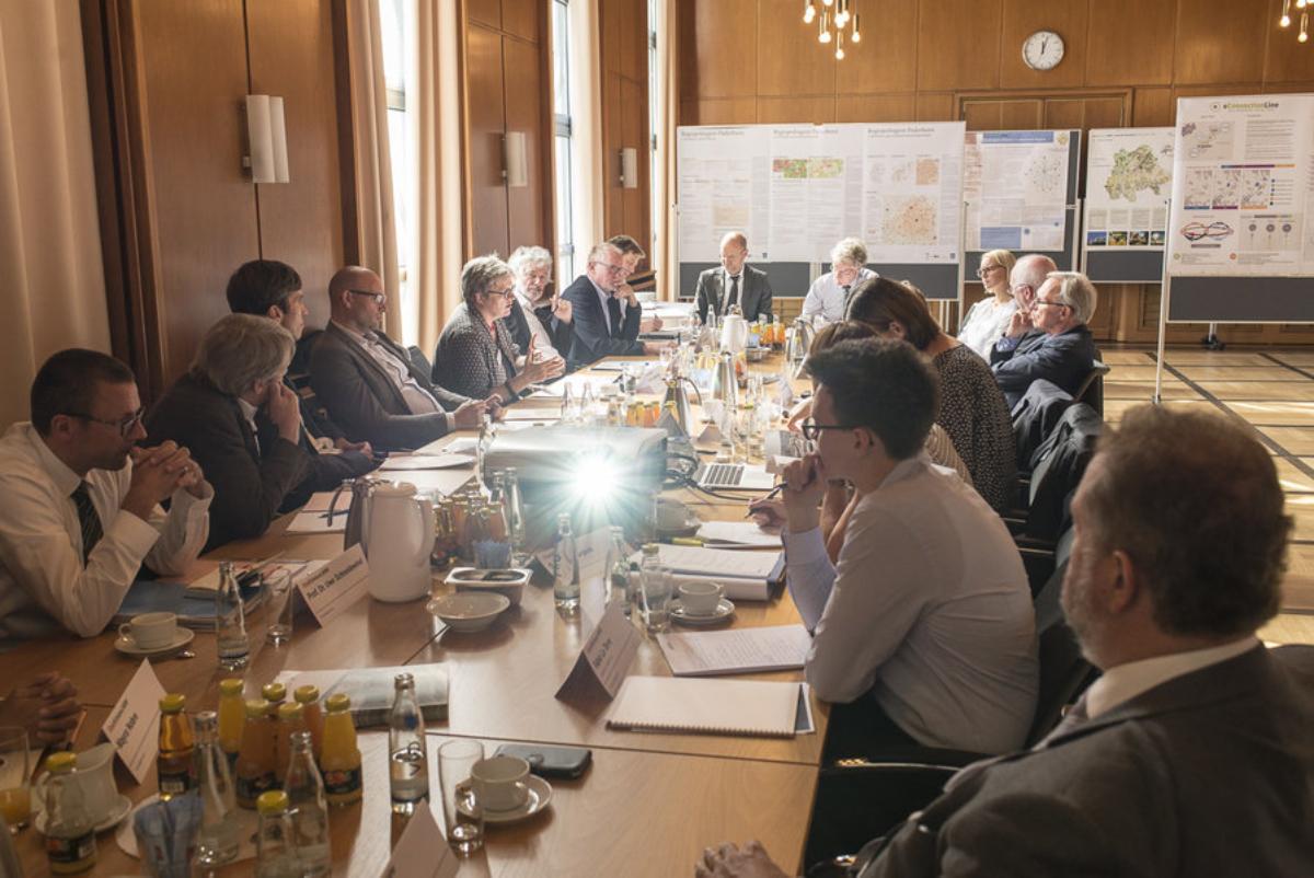 Jurysitzung Projektaufruf StadtUmland NRW