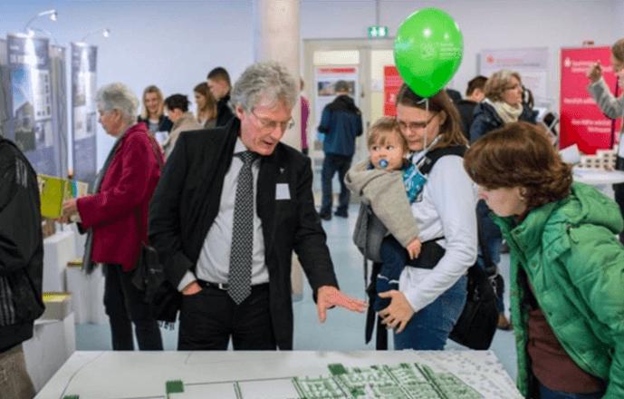 Architekturbörse Hamburg Neugraben 2015