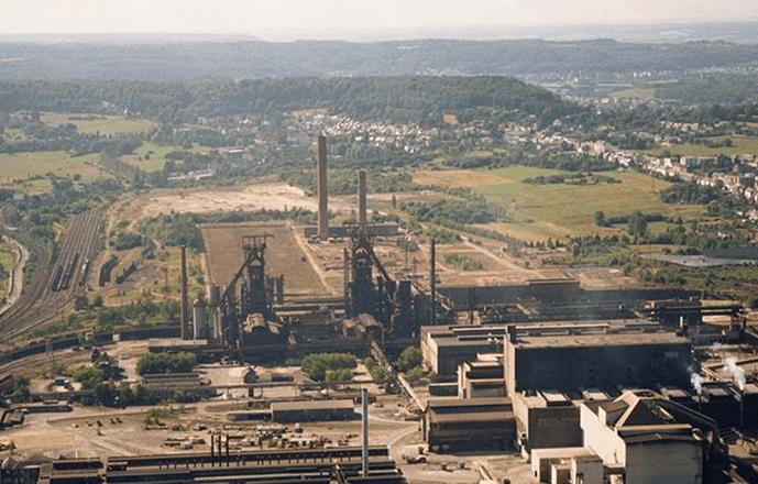 Stahlwerk Esch-sur-Alzette