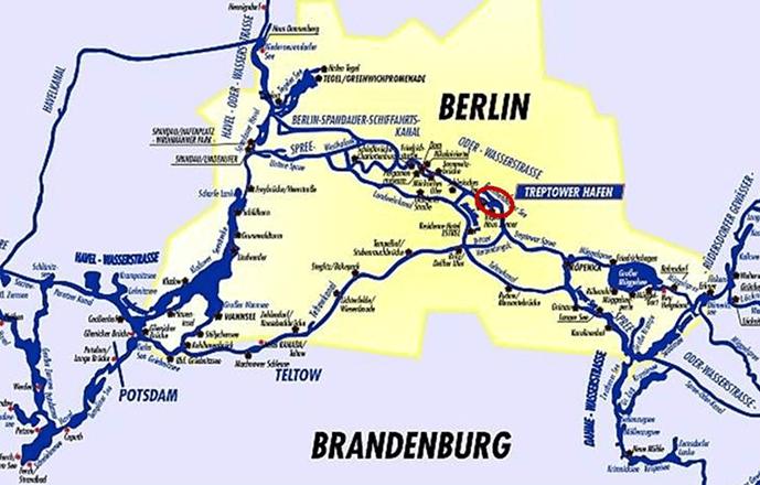 Berliner Wasserstädte